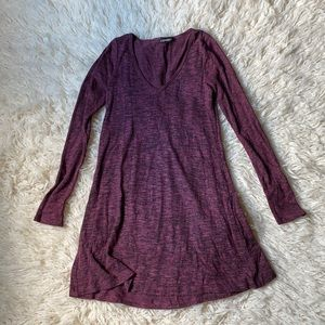 Soft Fall Sweater dress - Sz S